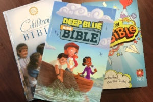 Third Grade Bible Presentation