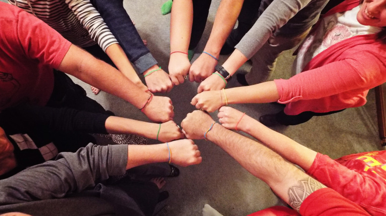 Straley Small Group - FREEWAY bracelet challenge