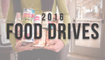Food Drive Sign Up