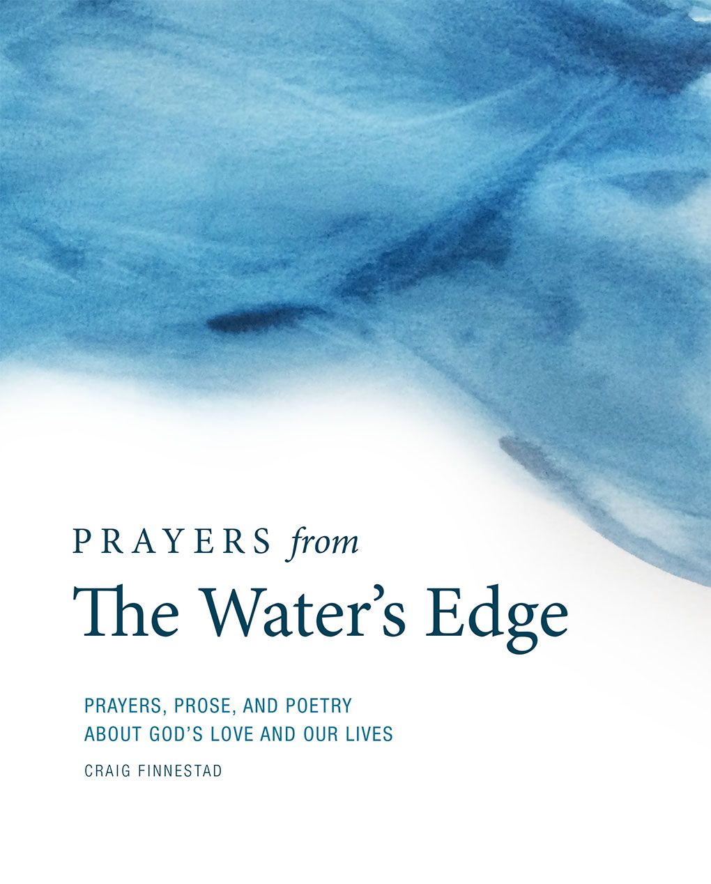 Prayer's From The Water's Edge Cover