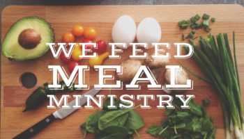 WE Feed Meal Ministry