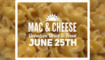 Mac and Cheese Drive & Feed
