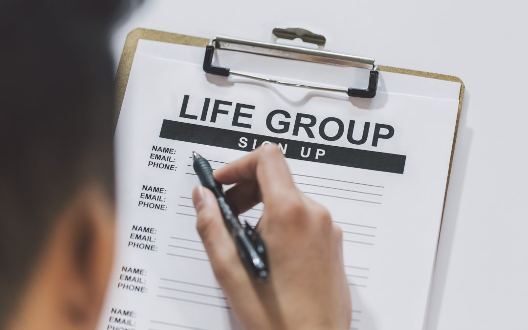 Life Group Connection