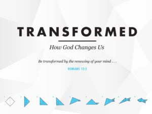 Transformed Series Materials