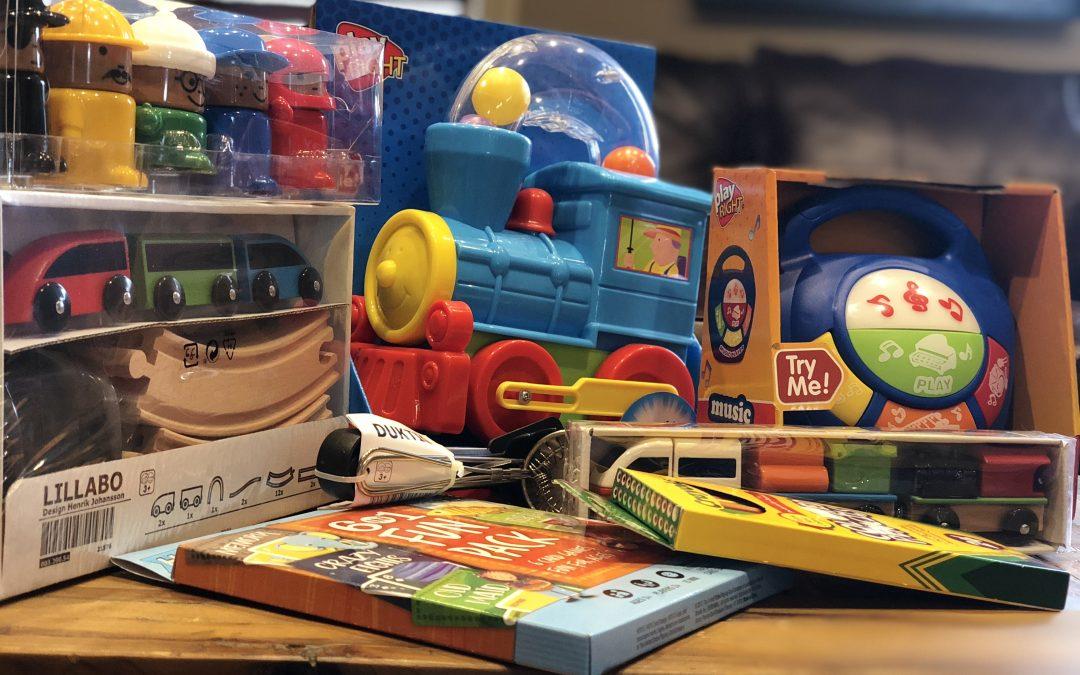 WE Kids Gift Registry