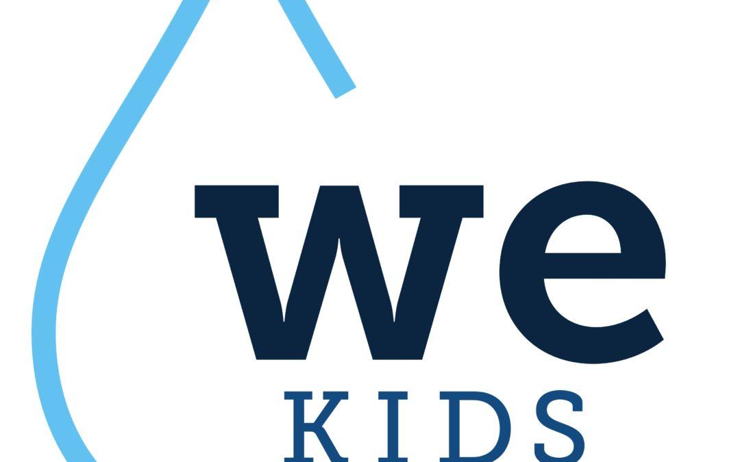 WE Kids July Volunteers