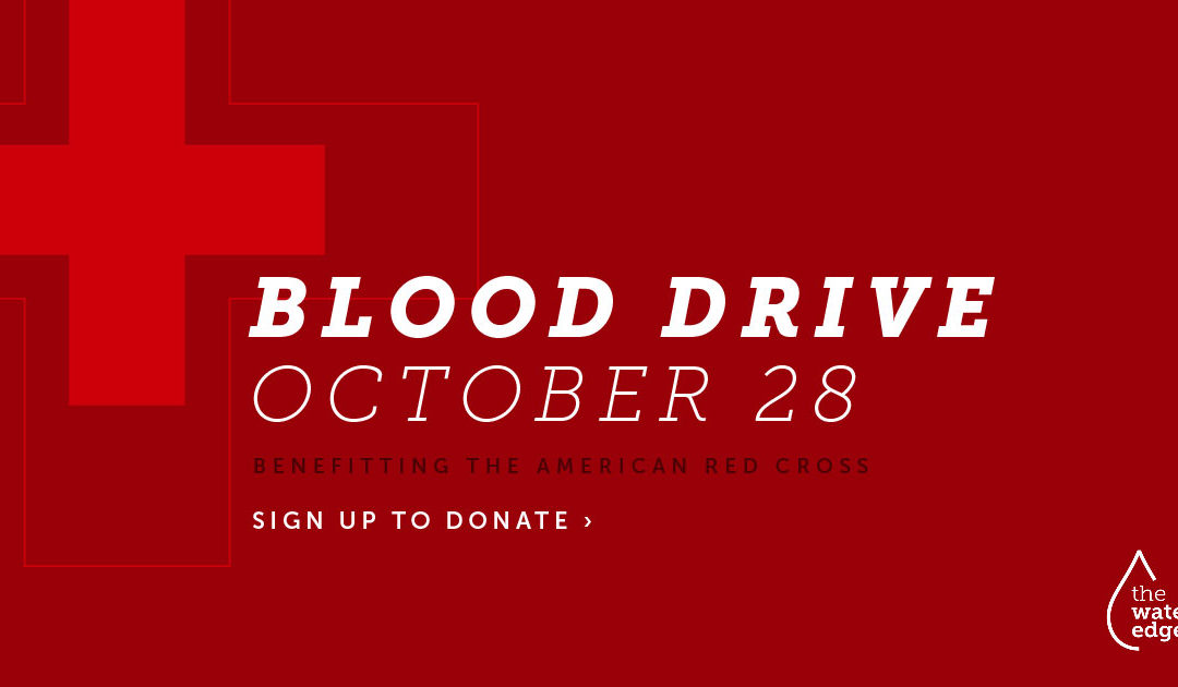October Blood Drive