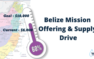 Belize Supply Drive & Mission Offering