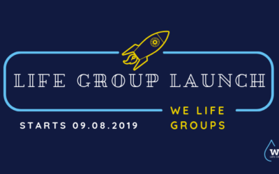 Life Groups Launch