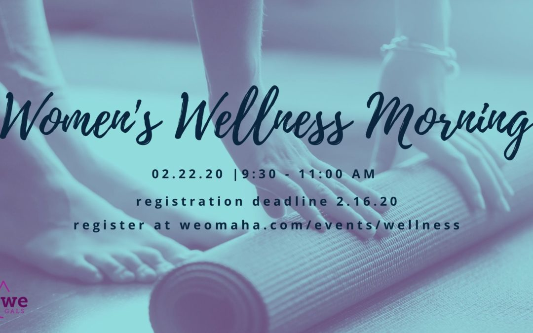Women's Wellness Morning