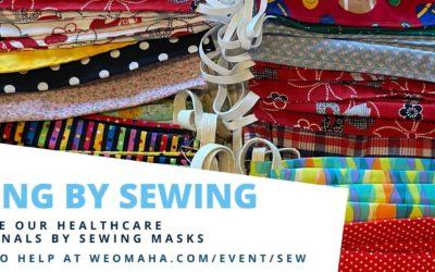 Serving By Sewing