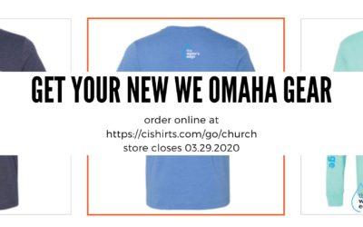 WE Omaha Shirts