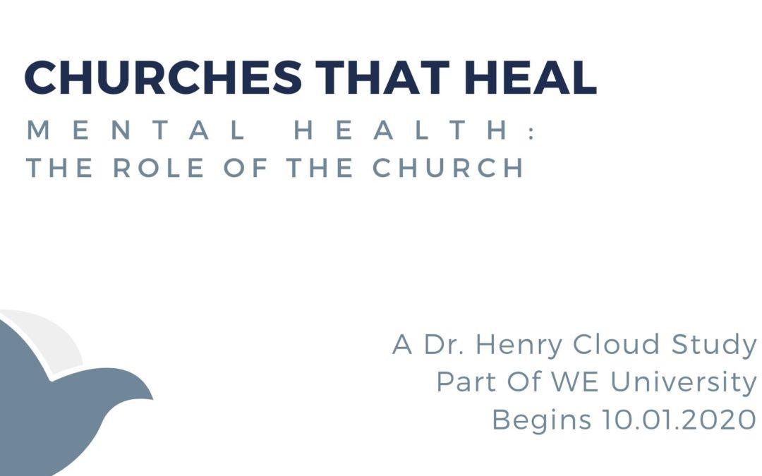Churches That Heal Registration