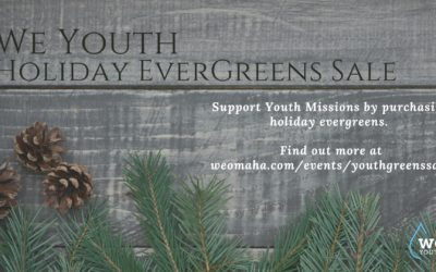 Youth Holiday Evergreens Sale
