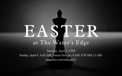 Easter At The Water's Edge