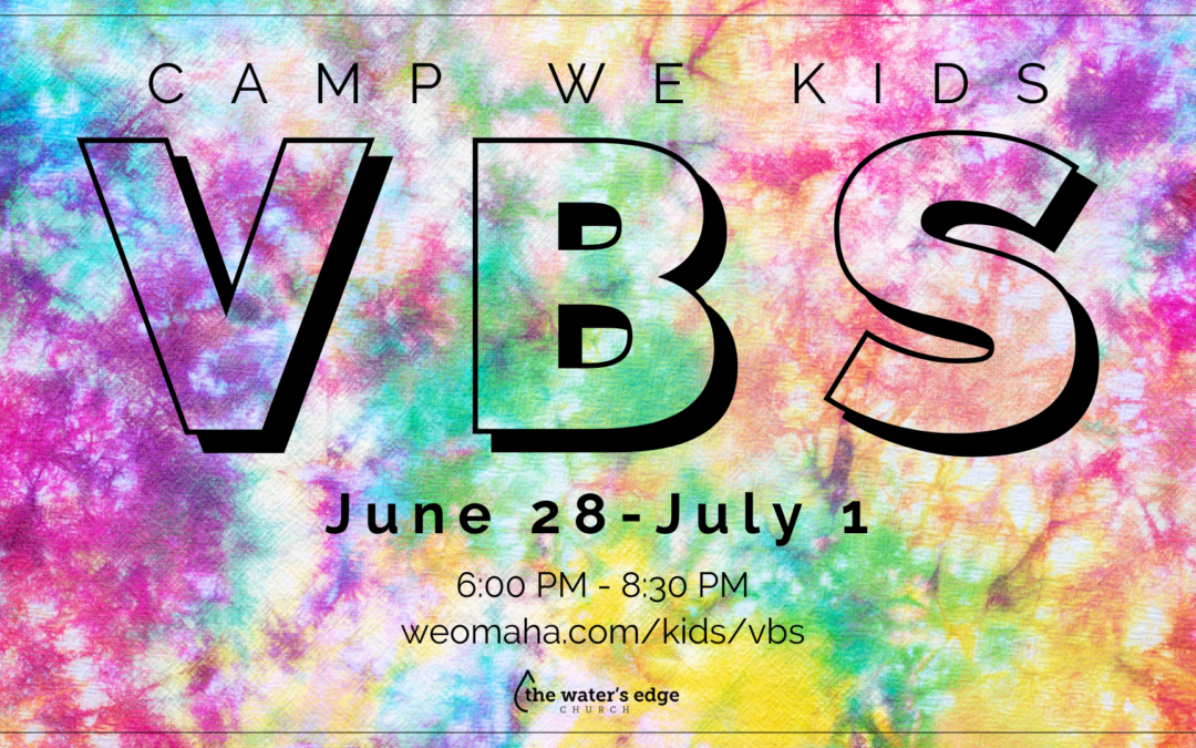Camp WE Kids VBS 2021