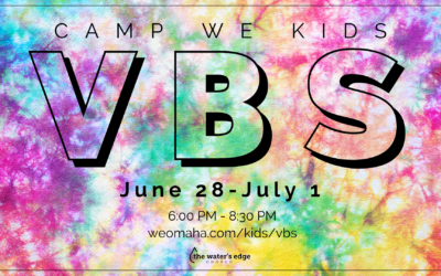 Camp WE Kids VBS 2021