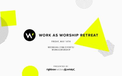 Work As Worship Simulcast
