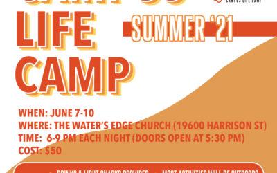Campus Life Camp