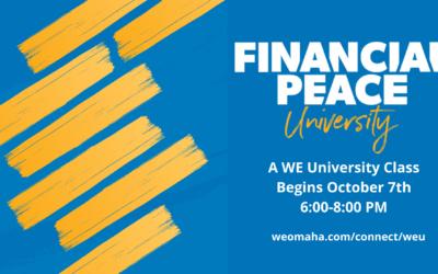 Financial Peace University – Fall 2021