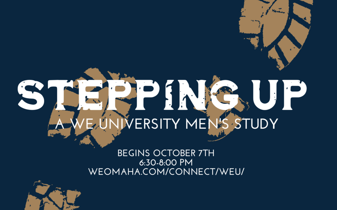 Stepping Up Mens Study Fall 2021